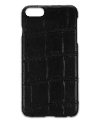 Handgefertigte IPhone 7 Hülle aus Alligatorleder-0