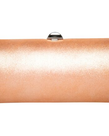 Zylinder-Clutch mit seitlichem Schmucksteinbesatz und integriertem Kettenschultergurt-0