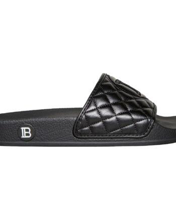 Badeslippers mit Logo-Details-0