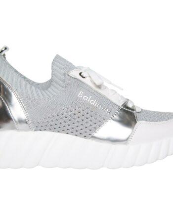 Sneakers im Stretch-Strick mit strukturierter Profilsohle-0
