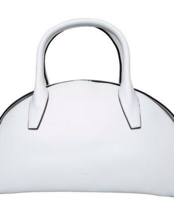 Bowling-Bag in Glattleder mit integriertem Schultergurt-0