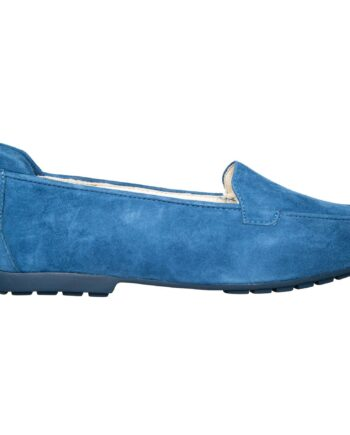 Loafers in Veloursleder-0
