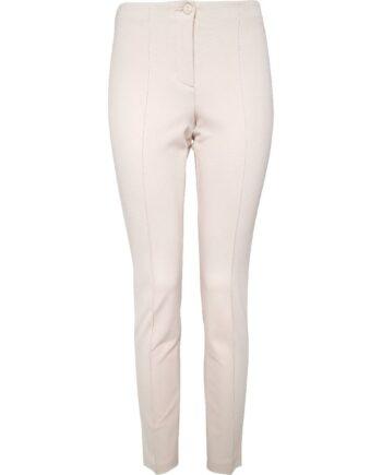 Hochelastische Slim-Pants ohne Bündchen-0
