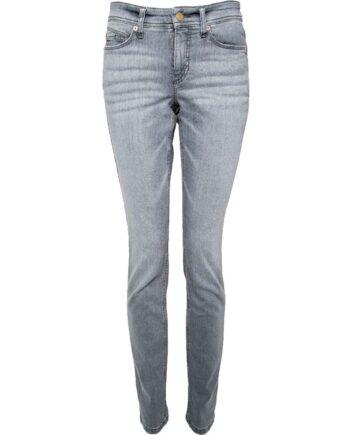 Hochelastische Jeans im Slim-Cut-0