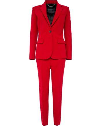 Anzug aus Blazer und Slim-Pant-0
